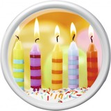 ROTATION BIRTHDAY CANDLES Поднос